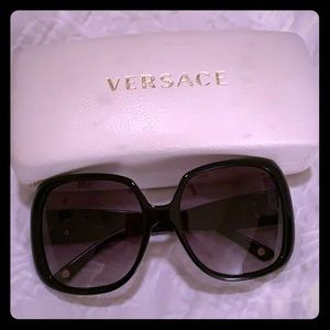 Pre owed Versace limited edition Medusa large